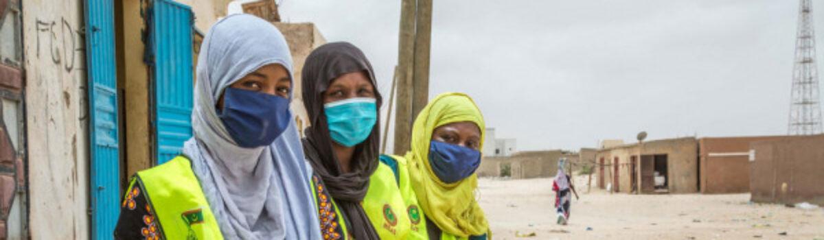 Plus de trois millions de cas COVID-19 en Afrique