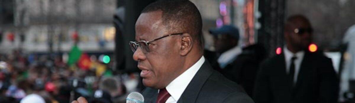 Le MRC et Maurice Kamto crie à la manipulation